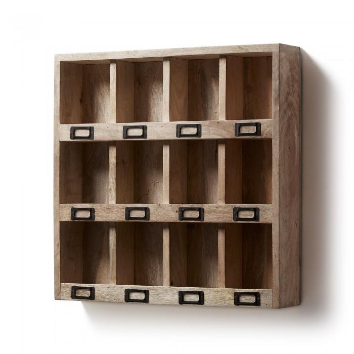 Compra estanterias y vitrinas en - Estanterias madera ...