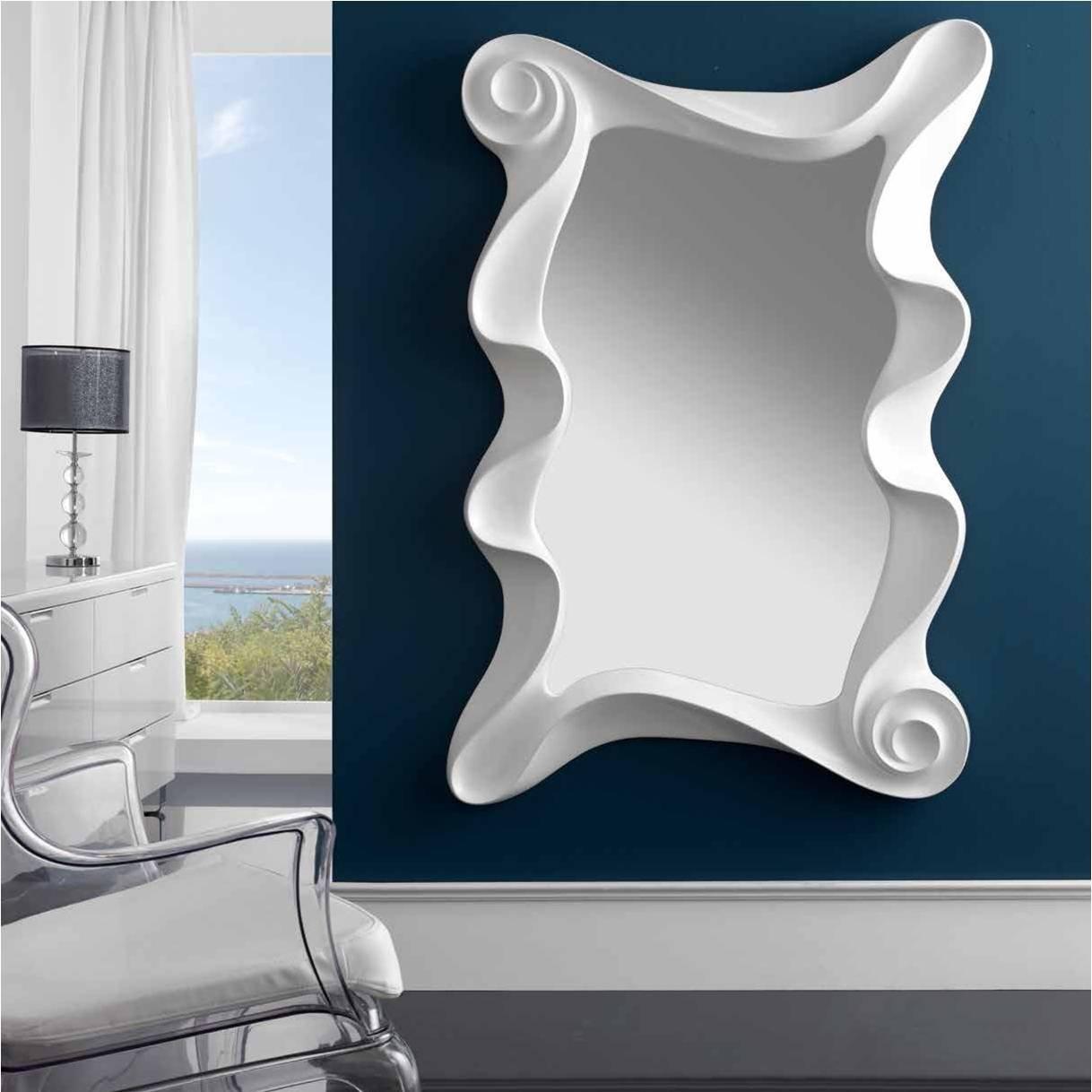 Compra espejos marcos lacados en for Marcos y espejos