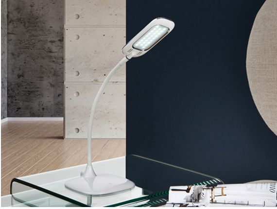 LAMPARA VIEW LED BLANCA