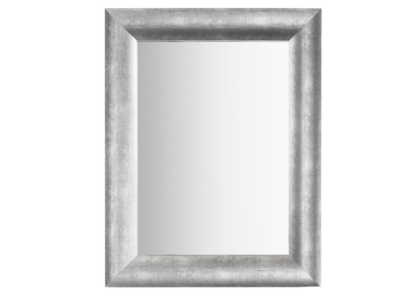 Compra espejos marcos lacados en for Espejo gris plata