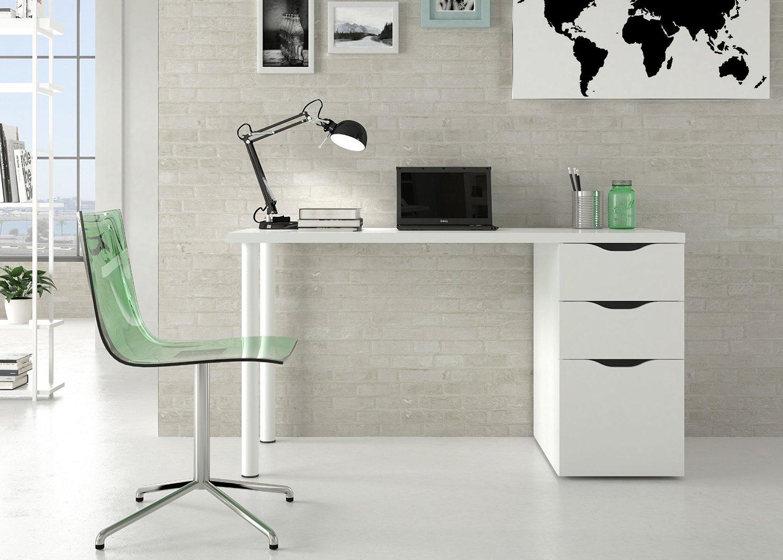 Compra escritorios y mesas de estudio en - Mesas escritorio ordenador ...