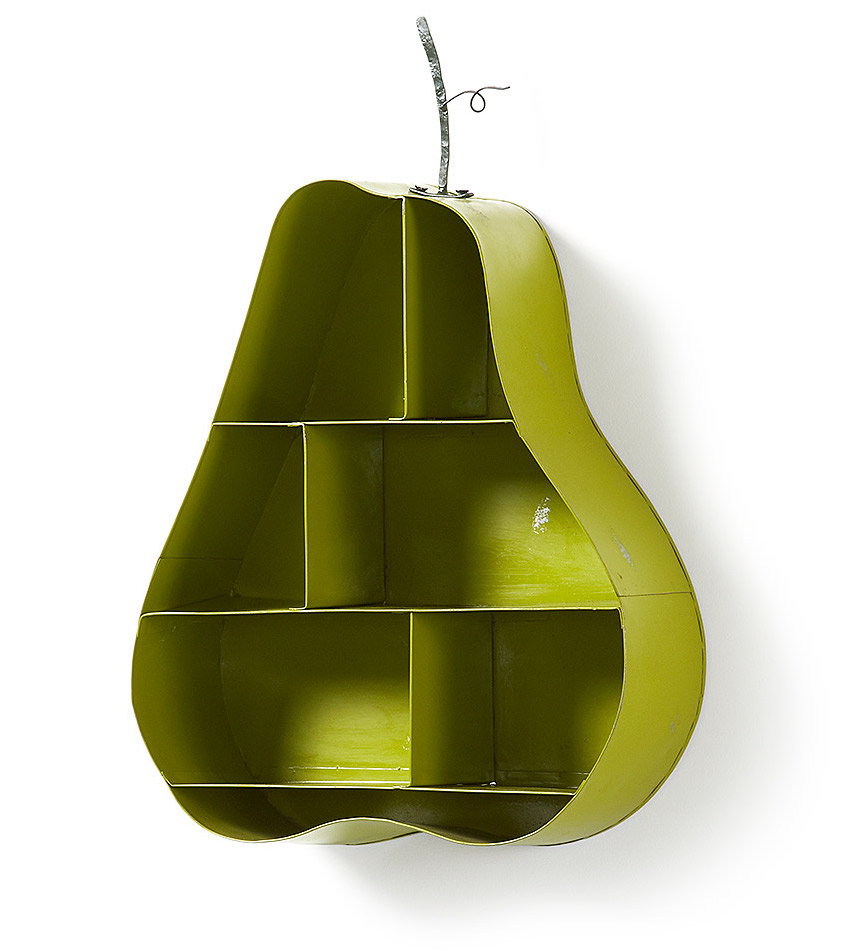 ESTANTERIA PEAR DE METAL