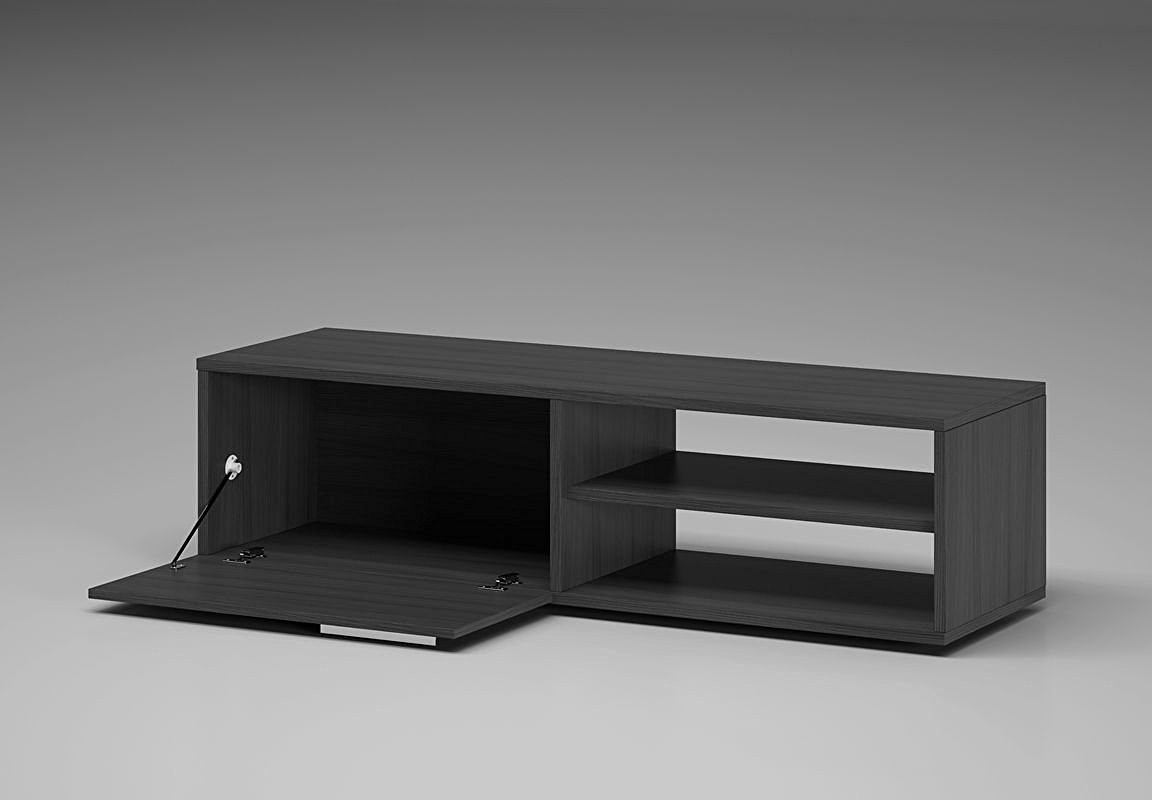 MUEBLE TV MOD. ENTERTAINMENT GRIS CENIZA