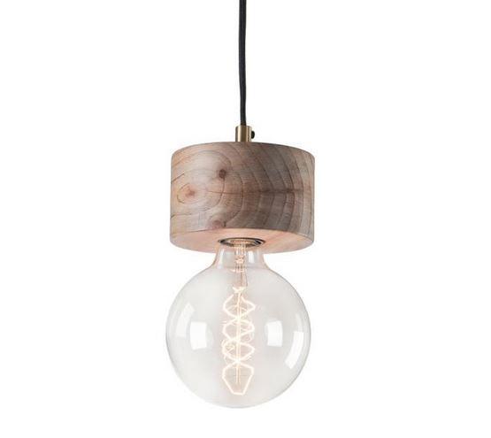 Compra lamparas de techo en - Lampara de techo de madera ...