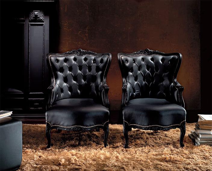 Asombroso Muebles De Cuero Clásico Críticas Componente - Muebles ...
