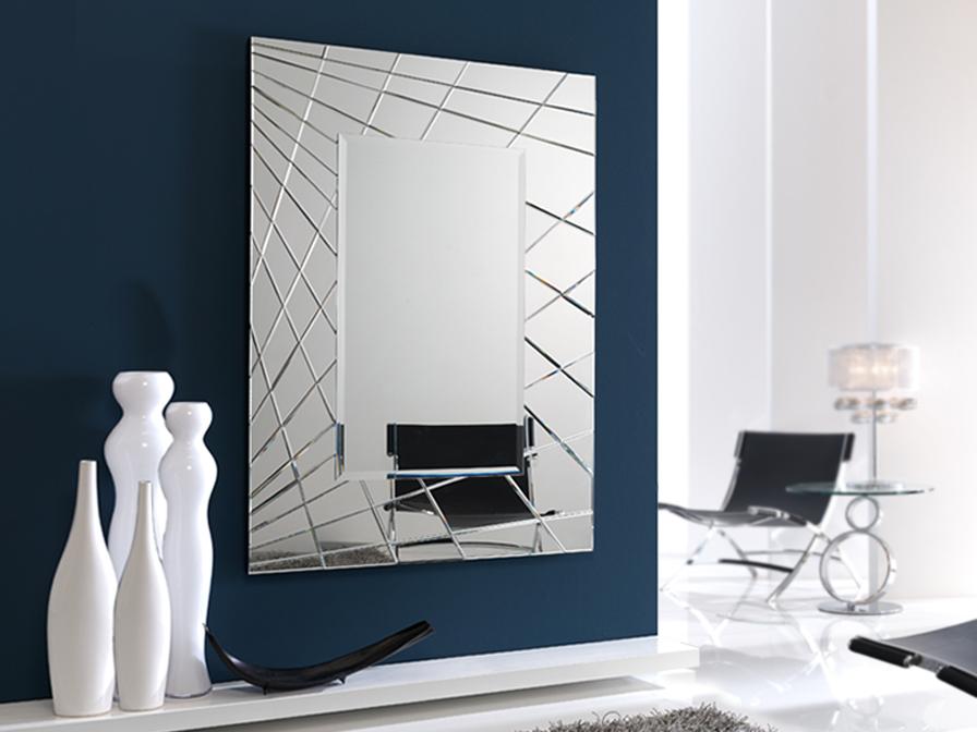 Espejo Fusion Rectangular En Hogardecora Es # Muebles Efecto Espejo