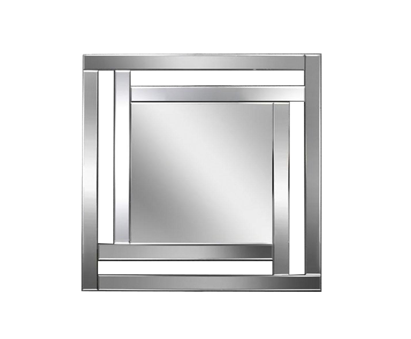 Espejo maze de cristal en for Espejos modernos cristal