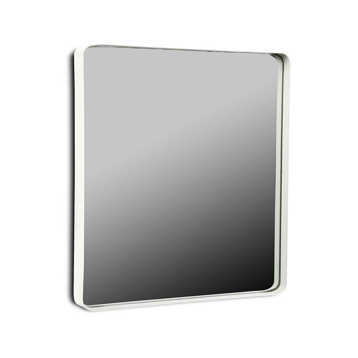 Espejo moderno metalico en for Espejo 60 x 120