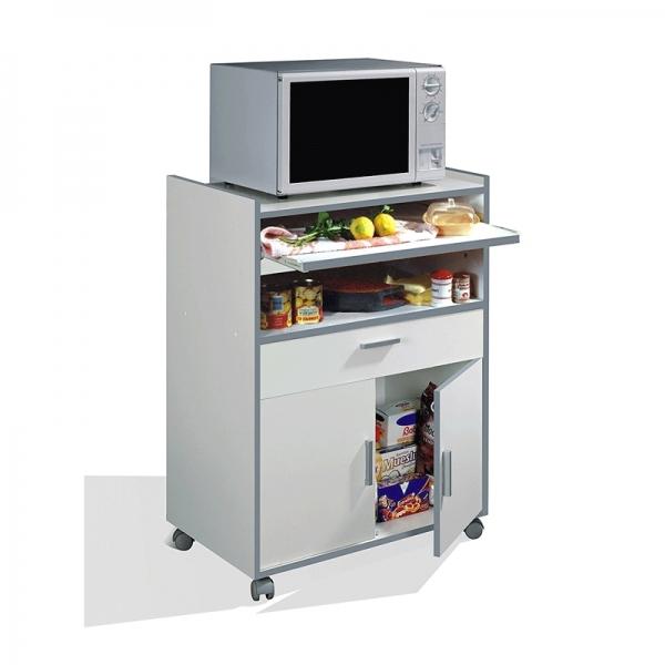 Mesa Auxiliar Cocina con cajón + 2 puertas , modelo Kitchen en ...